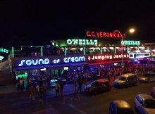 Veronicas - the straight cubbing disctrict in Playa de las Americas