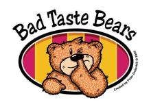 Bad Taste Bears logo