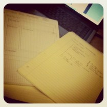 Today is all about...website planning