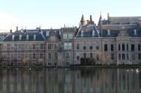 The stunning architecture of The Binnenhof