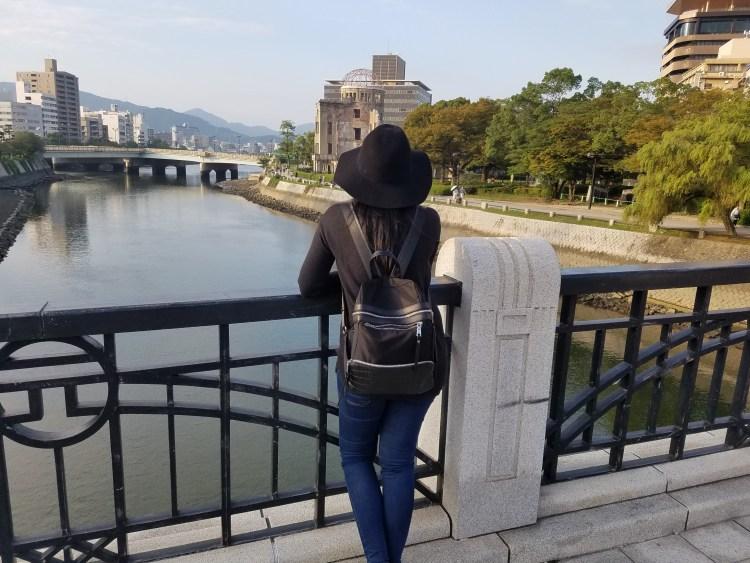 Shal in Hiroshima