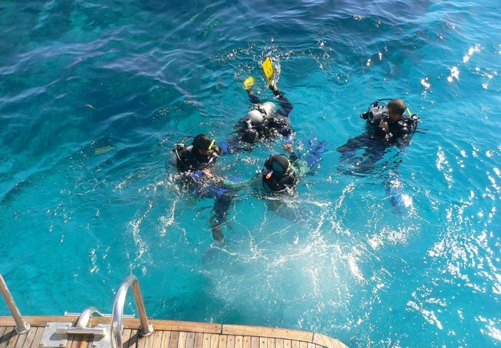 Everything You Need To Know About Diving in Hurghada, Egypt