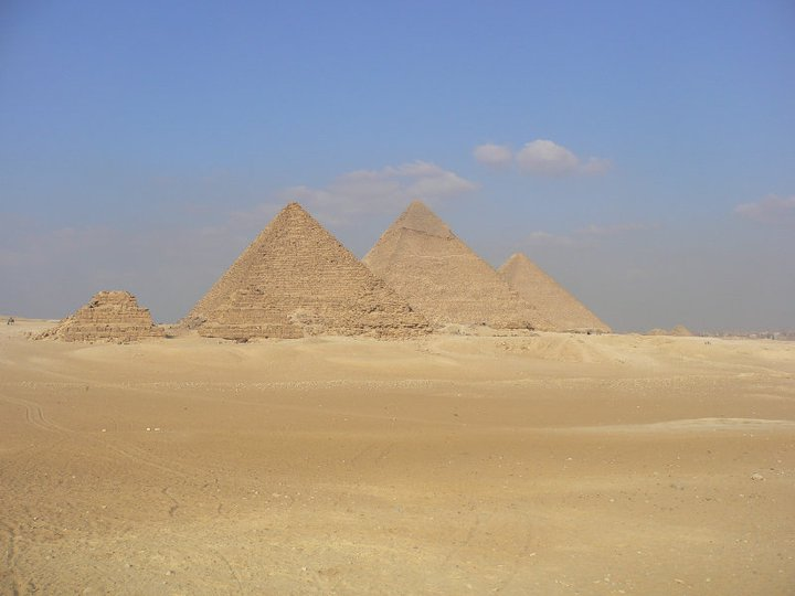 10 Things You Should Know Before Visiting the Pyramids of Giza
