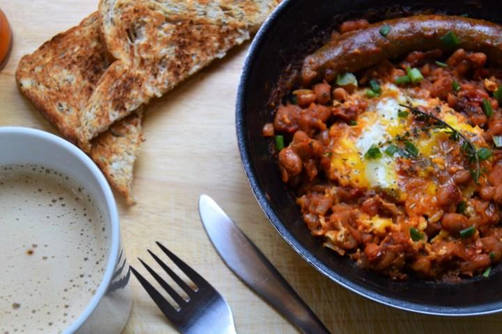 One Pan English Breakfast
