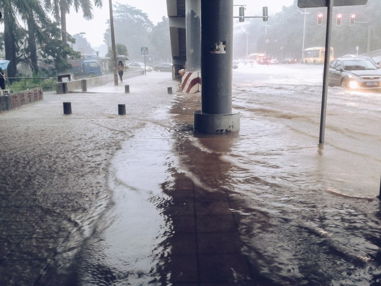 A Guide To Surviving Asian Monsoons