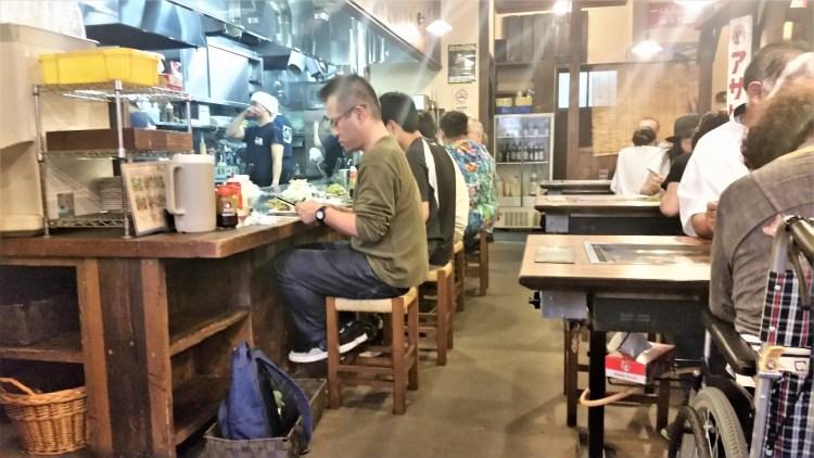 Life of Shal_Tasting Okonomiyaki_6