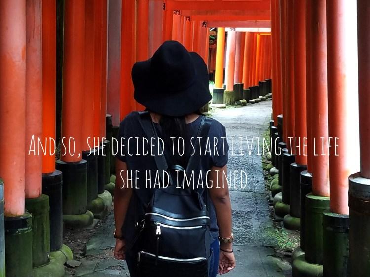 Life of Shal_Travel Mantra_Japan