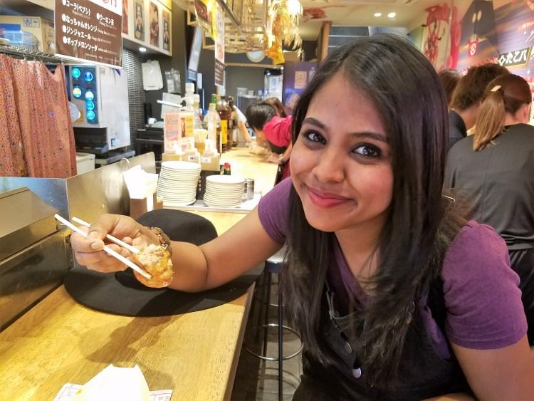 Teaching abroad, japan, takoyaki