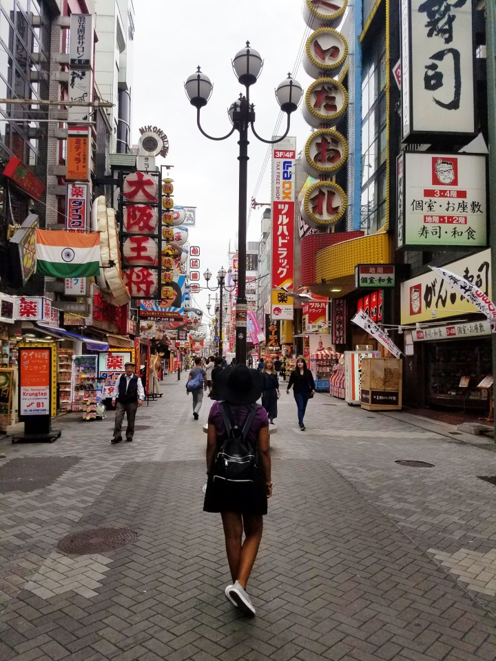 Life of Shal_Dotonbori_Osaka