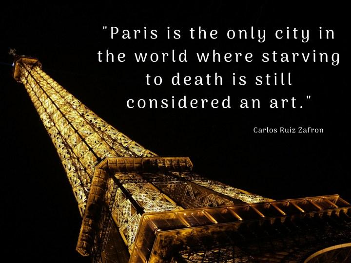 We'll always have Paris 3.