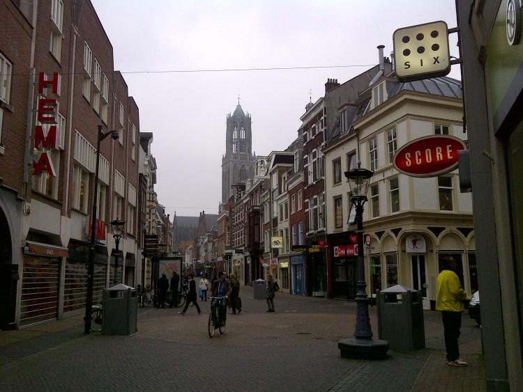 Streets of Utrecht, Utrecht City Centre