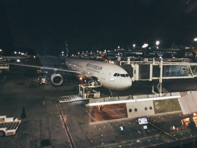South Africa, Airport, King Shaka International Airport