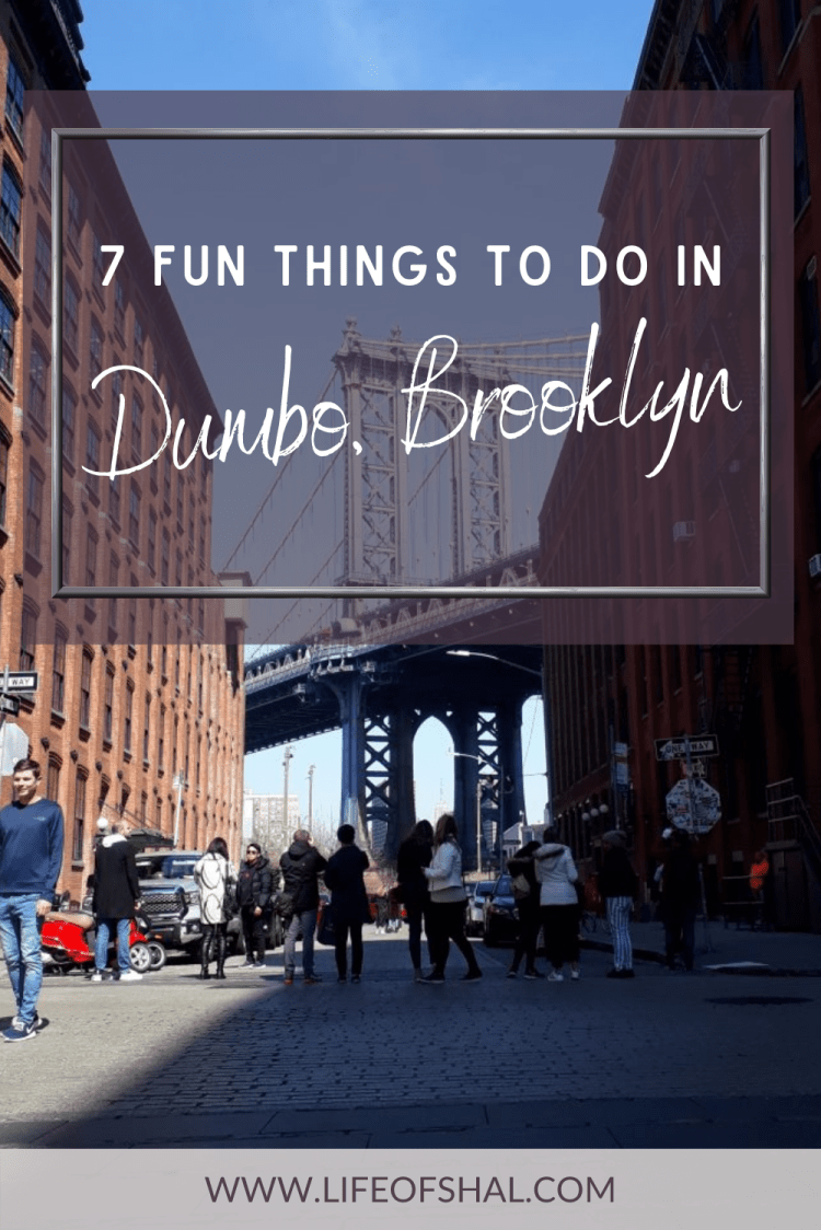 Things to do in Dumbo, Brooklyn