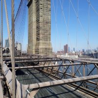 10 Photos to inspire you to walk Brooklyn Bridge