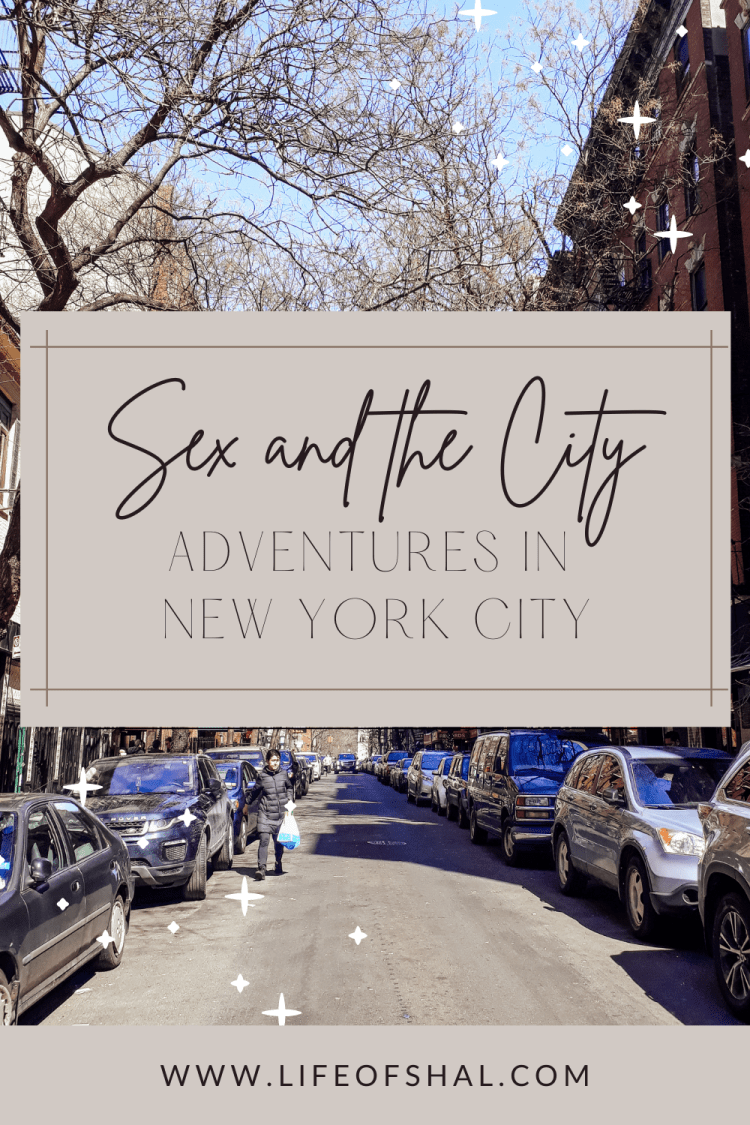 Sex and The City Adventures