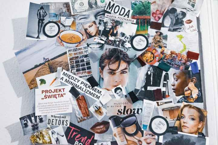 How to create a Vision Board that inspires you everyday