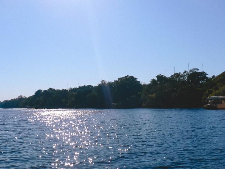 Chobe National Park, Water