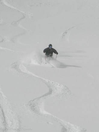 Deep powder for mark and all
