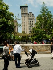 Union Square Narrow High Rise