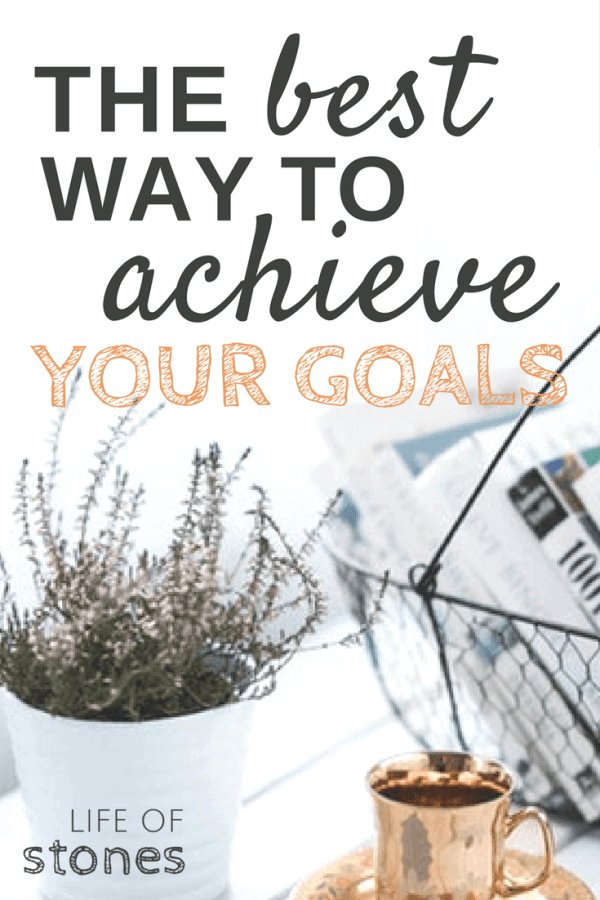 Setting S.M.A.R.T. goals is a proven system to increase productivity and help you achieve your goals!