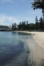 Manly Harbour/Wharf Beach.