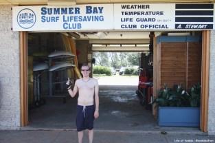 Summer Bay Surf Lifesaving Club