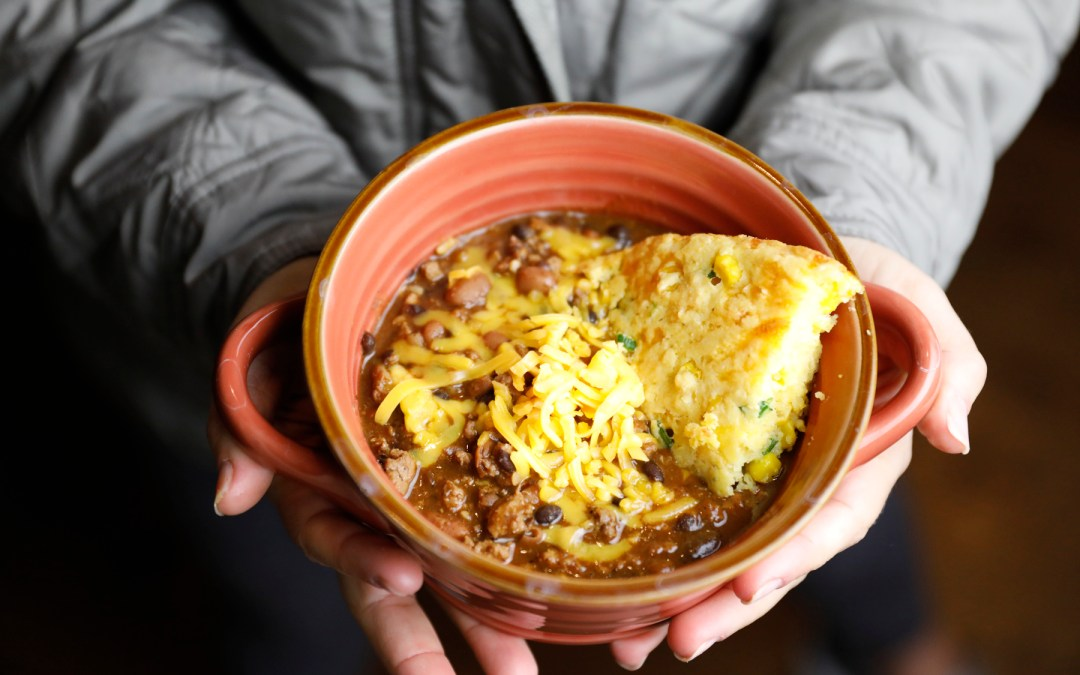 Flavorful Chili That Isn't Chili