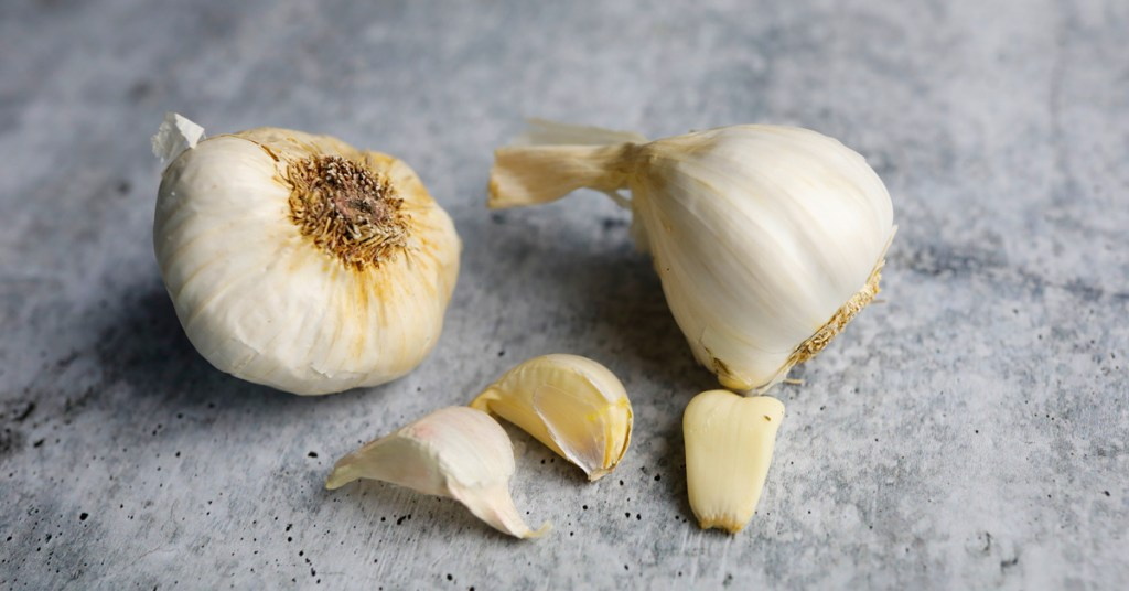 Garlic has so many health benefits, use it in dishes when you can.