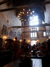 Lunch at the Leaky Cauldron!