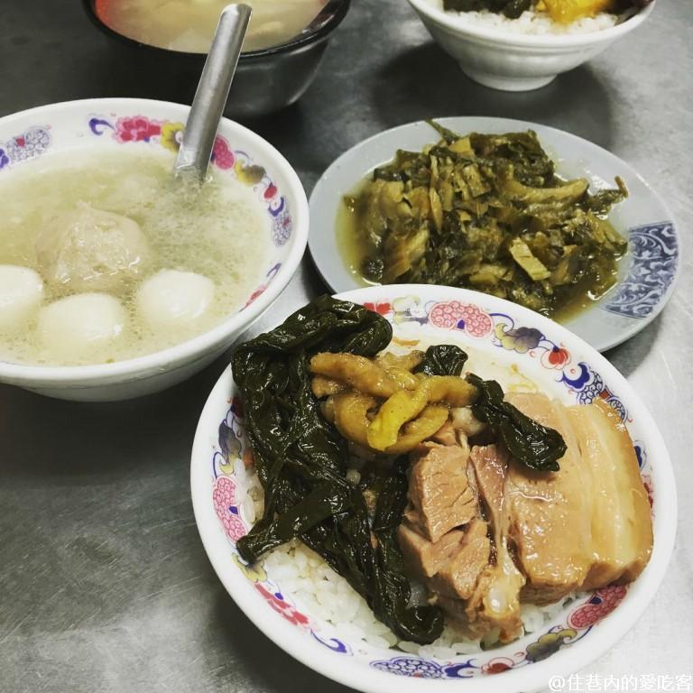 【彰化爌肉飯】彰化好吃|老朱焢肉飯|彰化早午餐|好吃焢肉飯