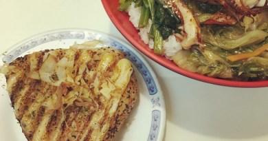 【彰化便當】大聖燒肉便當店 | 彰化好吃 |飯糰