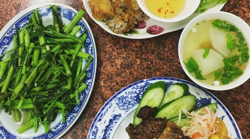 越龍越南美食