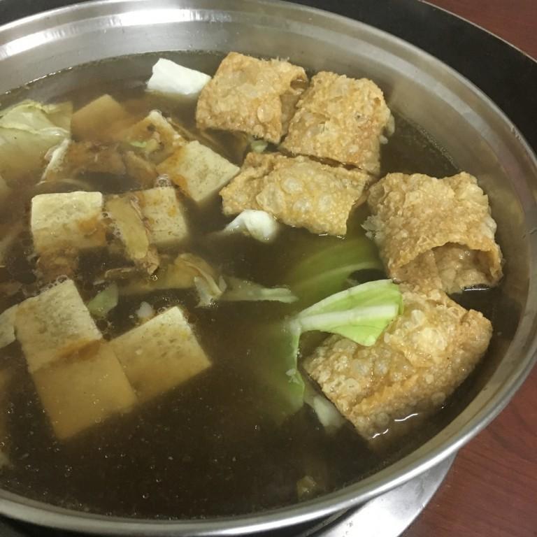 【彰化好食】羊肉爐_ 花壇蔡羊肉店|好吃羊肉火爐|快炒|手工麵線