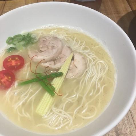 【彰化拉麵】日式的麵屋三金|濃厚鷄湯麵和好吃糖心蛋|住巷內愛吃客