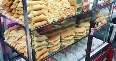 【彰化古早味】彰化民權市場裡的日式傳統手工甜點攤