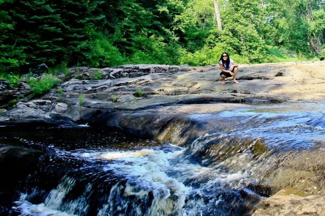 Waterfalls Rosseau Lake, Waterfalls BRACEBRIDGE, Brampton Photographer, Caledon Photographer, Mira Budd Photography,