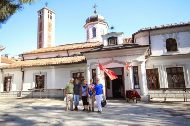 Things to See in Macedonia, Bitola, Church, Bogorojca,