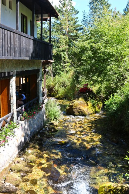 Things to see in Macedonia, Vevcani Springs, Vevcani Restaurant,