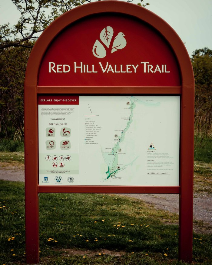 Red Hill Valley Trail, Brice Trail, Trails in Ontario, Albion Waterfalls, Hamilton Waterfalls,