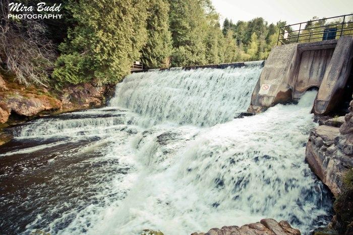 Best Waterfalls in Ontario, Hiking Trails in Ontario, Belfountain Conservation Area,