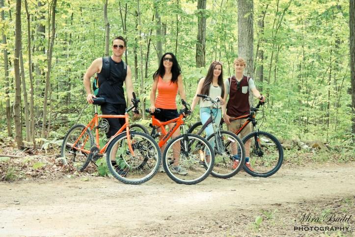 Bruce Trail, Halton Falls Conservation Area, Hiking Trails Close to Toronto,