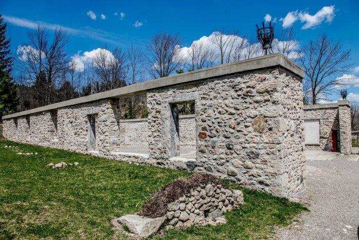 Ontario Mills, Mill Ruins Ontario, Things to see in Ontario, Alton Mill Ruins,