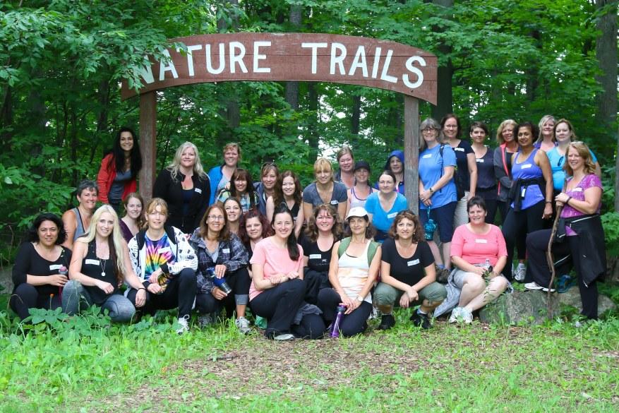 top hiking trail in ontario, Hiking Ontario, Caledon Hiking trails, Ladies Hiking Group,