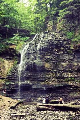Ontario Waterfalls, Hiking Trails Ontario, Things to See in Hamilton, Waterfalls in Hamilton Ontario, Tiffany Falls,