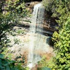 Borer's Falls Conservation Area, Bruce Trail , Ontario Waterfalls, Hiking Trails in Ontario,