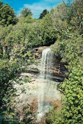 Waterfalls in Ontario, Top Ontario Waterfalls, Best Waterfalls in Ontario, Borer's Falls, Hiking Trails Ontario, Hiking Trails in Hamilton, Things to see in Hamilton,