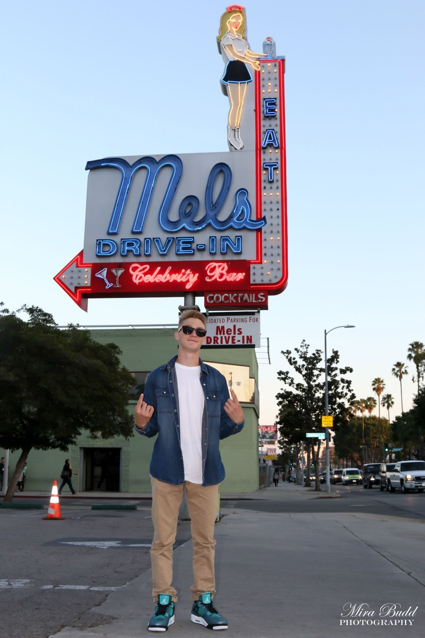Mel's Diner , Things to see in Los Angeles, Things to see in Hollywood,