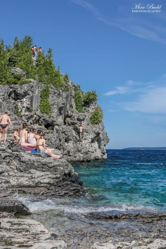 Beautiful Places in Ontario, Must See Places in Ontario, Hiking Trails Ontario, Ontario Nationa Parks, The Grotto, Indian Head Cove Bruce Peninsula