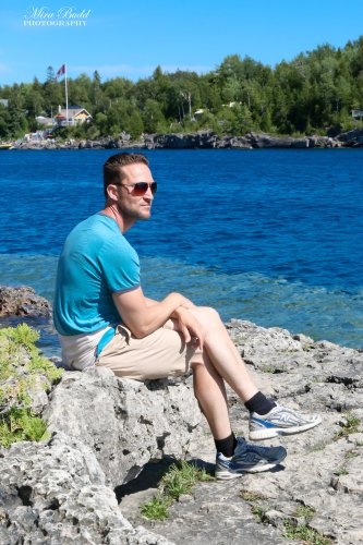 Big Tub Harbour, Things to See in Tobermory,, Beautiful Places in Ontario, Georgian Bay, Tobermory Lighthouse,