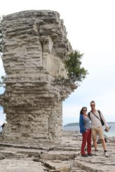 Flowerpot Island , Tobermory Bruce Peninsula, Hiking Trails Ontario, Ontario Hiking, Beautiful Places in Ontario, Things to See in Ontario,